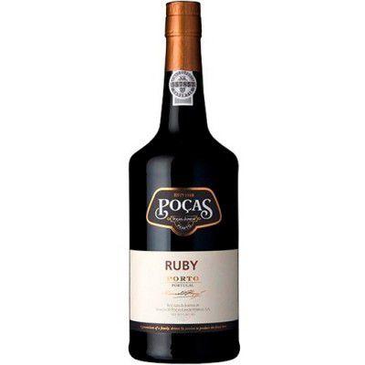 Vinho do Porto Poças Ruby - 750ml