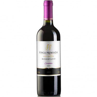 Vinho Finca Premiada Los Andes Reservado Carmenere - 750ml