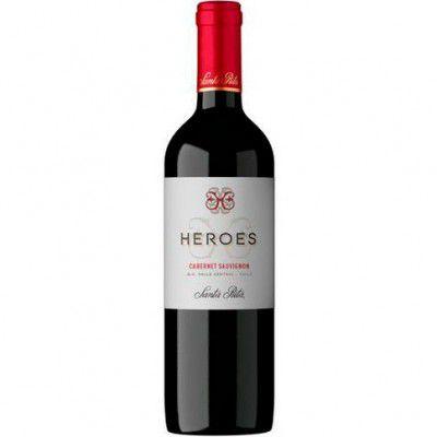 Vinho Heroes Cabernet Sauvignon - Tinto - 750ml