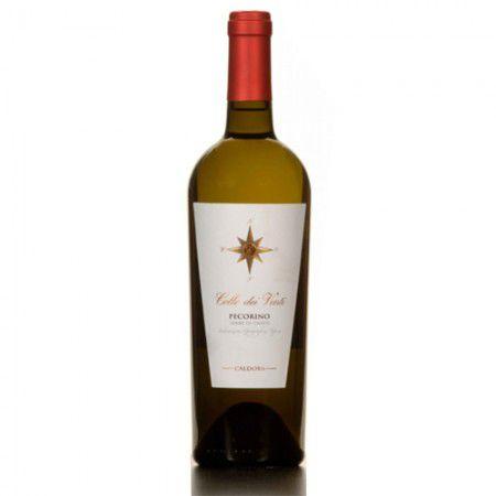 Vinho Caldora Colle Dei Venti Pecorino IGT - Branco - 750ml