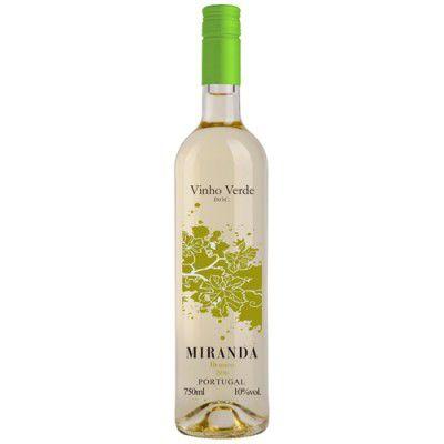 Vinho Verde Miranda - Branco - 750ml