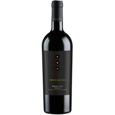 Vinho Luccarelli Primitivo Puglia IGP - Tinto - 750ml