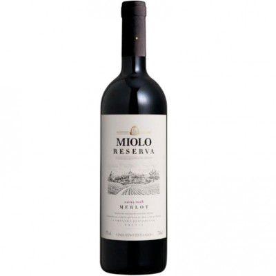 Vinho Miolo Reserva Merlot - Tinto - 750ml
