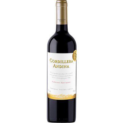 Vinho Cordillera Andina Cabernet Sauvignon - Tinto - 750ml