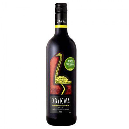 Vinho Obikwa Cabernet Sauvignon - Tinto - 750ml