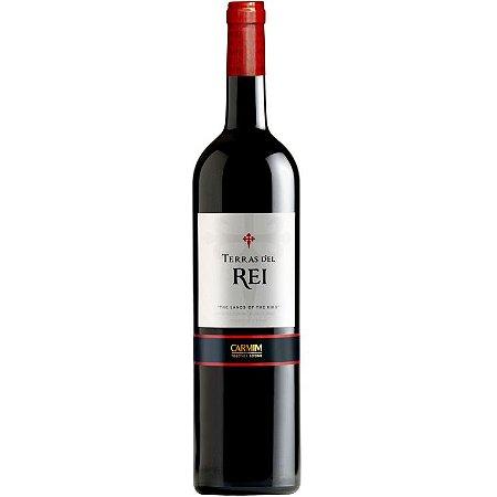 Vinho Terras Del Rei Alentejano - Tinto - 750ml