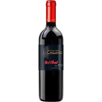 Vinho Chilano Red Blend - Tinto Meio Seco - 750ml