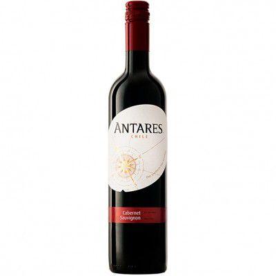 Vinho Antares Cabernet Sauvignon - Tinto Meio Seco - 750ml