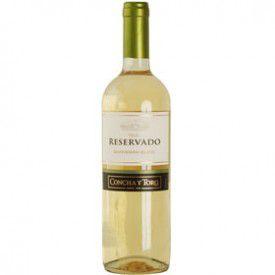 Vinho Concha Y Toro Reservado Sauvignon Blanc - Branco - 750ml