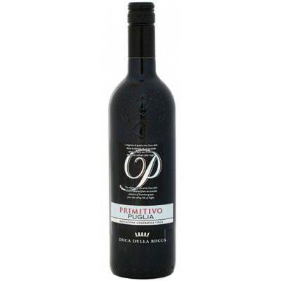 Vinho Duca Della Rocca Primitivo Puglia IGT - Tinto - 750ml