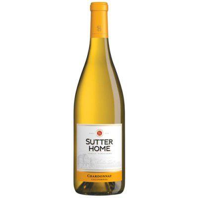 Vinho Sutter Home Chardonnay - 750ml