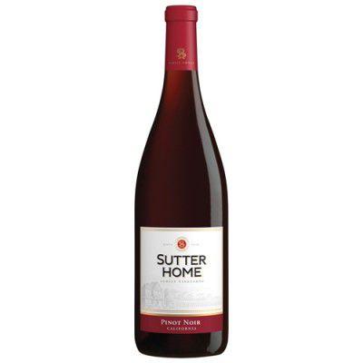 Vinho Sutter Home Pinot Noir - 750ml