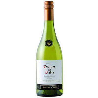Vinho Casillero del Diablo Reserva Chardonnay - Branco - 750ml