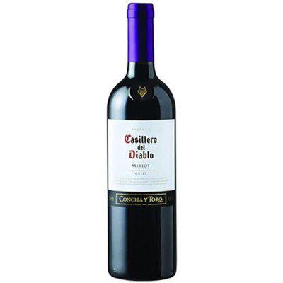 Vinho Casillero del Diablo Reserva Merlot - Tinto - 750ml