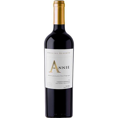 Vinho Annie Special Reserve Cabernet Sauvignon - Tinto - 750ml