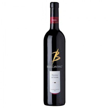 Vinho Boccantino Primitivo del Salento - 750ml