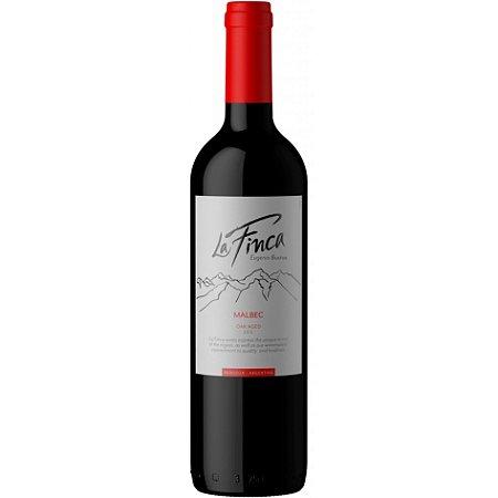 Vinho La Finca Malbec - Tinto - 750ml