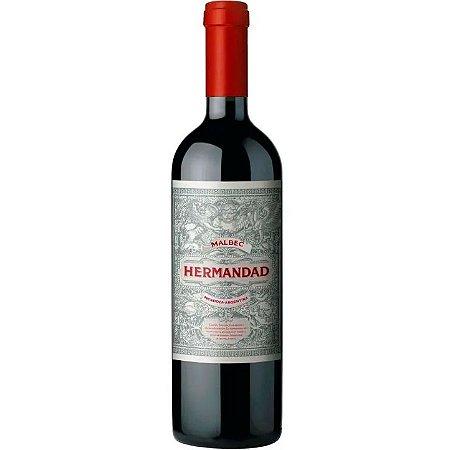 Vinho Hermandad Malbec - Tinto - 750ml