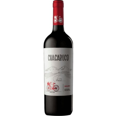 Vinho Chacabuco Malbec - Tinto - 750ml