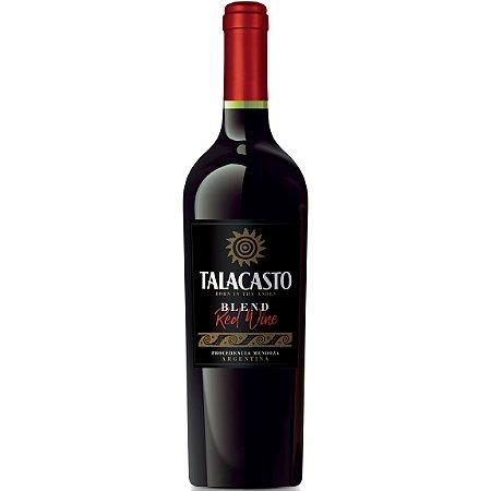 Vinho Talacasto Blend - Tinto Meio Seco - 750ml