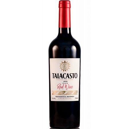 Vinho Talacasto Suave - Tinto - 750ml