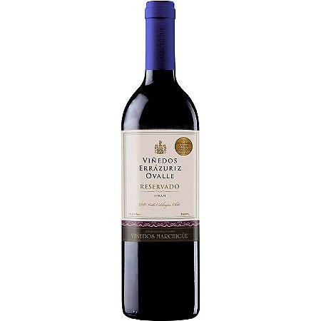 Vinho Errazuriz Reservado Syrah - 750ml