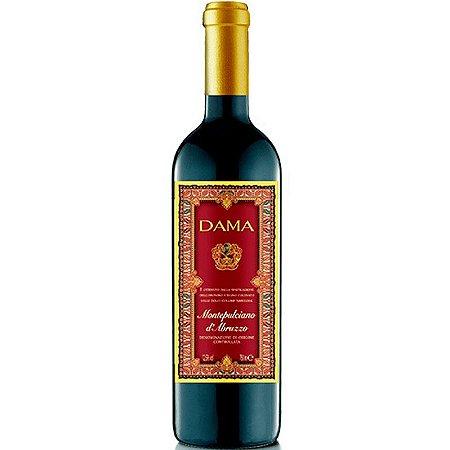 Vinho Dama Montepulciano D'Abruzzo DOC - Tinto - 750ml