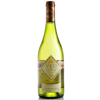 Vinho Veo Grande Reserva Chardonnay Viognier - Tinto - 750ml