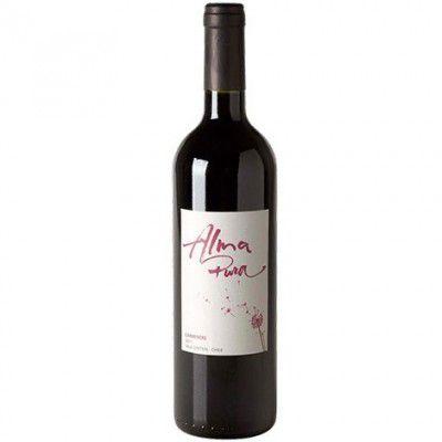 Vinho Alma Pura Cabernet Sauvignon - 750ml