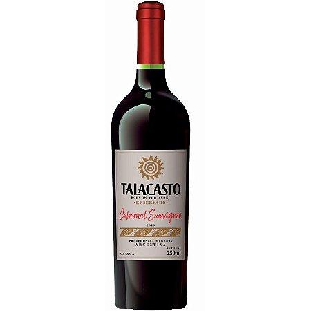 Vinho Talacasto Cabernet Sauvignon - Tinto - 750ml