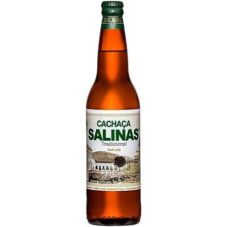 Cachaça Salinas Tradicional - 600ml