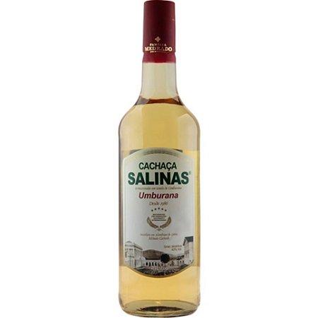 Cachaça Salinas Umburana - 1000ml