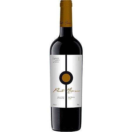 Vinho Punto Máximo Gran Reserva Syrah - Tinto Seco - 750ml