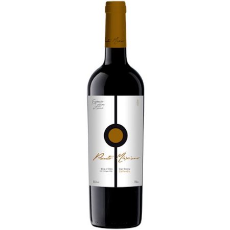 Vinho Punto Máximo Gran Reserva Carmenere - Tinto Seco - 750ml