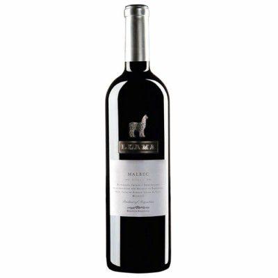 Vinho Llama Roble Malbec - Tinto - 750ml