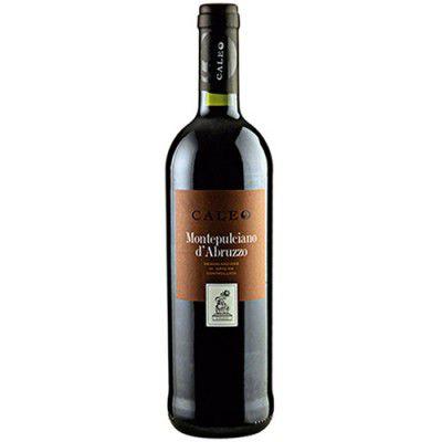 Vinho Caleo Montepulciano D´Abruzzo DOC - Tinto - 750ml
