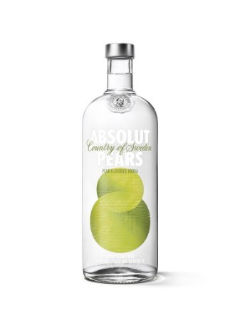 Vodka Absolut Pears 750 ml