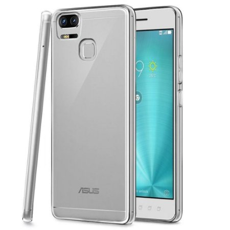 sale retailer e5bd7 acc33 Capa Case Top Premium Em Tpu Asus Zenfone 3 Zoom Ze553kl