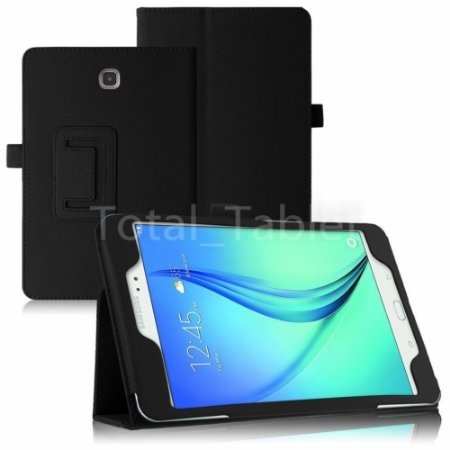 3806b891b Capa Case Couro Samsung  Galaxy Tab A  T550  T555 - TotalTablet