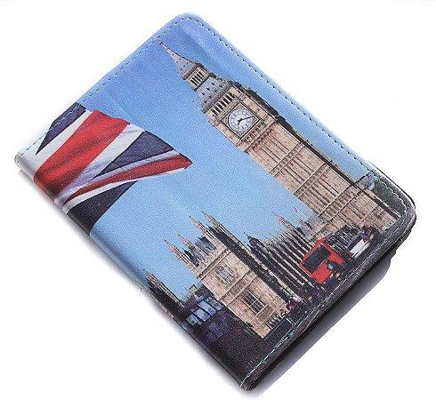 Capa Kindle Paperwhite de 6º Até 8º Geração Fecho Magnético - Londres