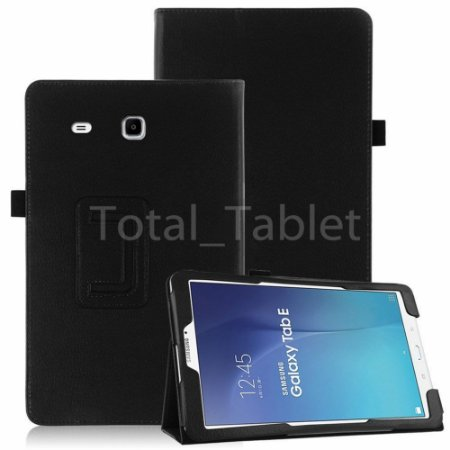 84d2ec9f3 Capa Case Couro Tablet Samsung Galaxy Tab E 9.6 T560 T561 - TotalTablet