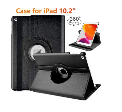 Capa Giratoria Para Novo iPad 2020 De 8a Geração De 10.2