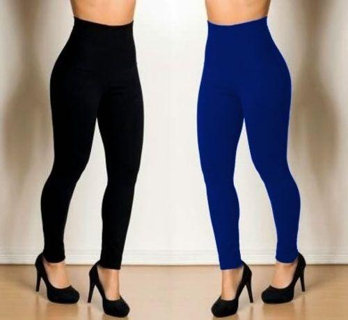 Calça Suplex cintura altissíma