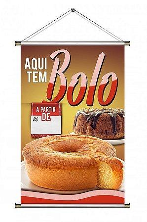 Banner de Bolo - 60x90cm