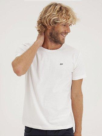T-shirt Leaf Off White
