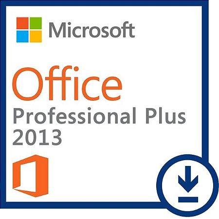 Licença Microsoft Office Professional Plus 2013 ESD - Mídia Digital