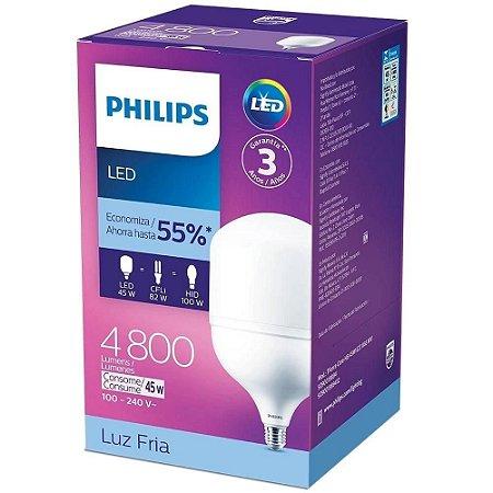 Lâmpada High Lúmen 45W 4800 Lúmens Philips