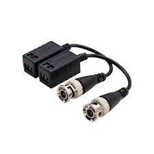 Transformador balun passivo de video vb 501 p 4k - intelbras