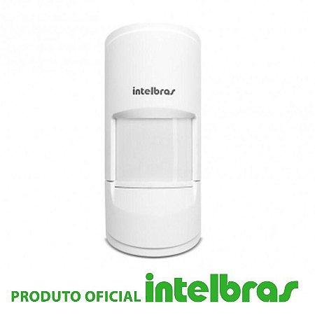 Sensor Infravermelho Passivo IVP com Fio Intelbras - 5001 Pet!
