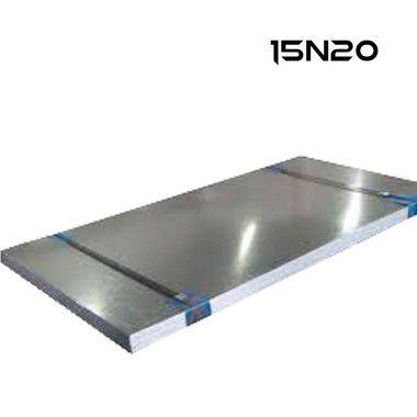 15N20 - chapa de 1,1 mm x 100 mm x 600mm